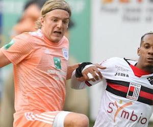 Le RWDM prolonge son buteur mais note un départ, le Patro accueille un second joueur en provenance du FC Liège