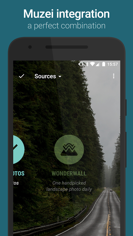 Wonderwall - Wallpapers- screenshot