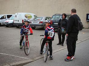 Photo: Débriefing après les deux sprints