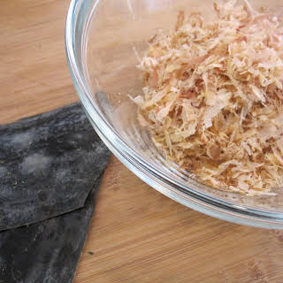 Dashi (Homemade Japanese Stock).