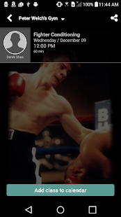 Peter Welch's Gym- thumbnail ng screenshot