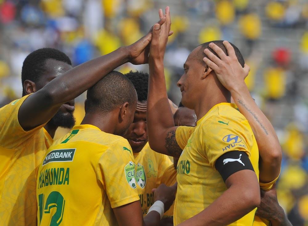 Mamelodi Sundowns end VUT fairytale to reach Cup quarterfinals - TimesLIVE