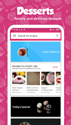 Dessert Recipes Apk 1