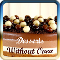 Desserts Without Oven icon