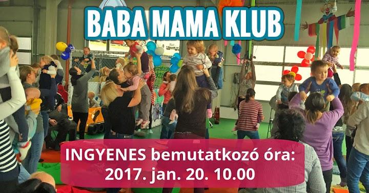 Baba Mama Klub 2017 január 20 Kaposvár