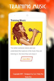 Training Music - náhled
