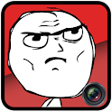 TrollFace Photo Booth Pro icon