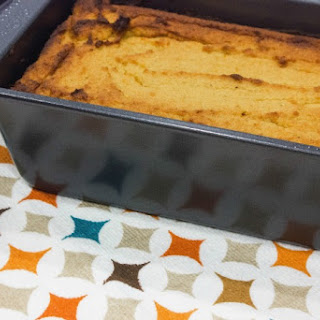 Easy Keto Pumpkin Bread.