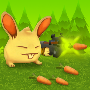 Rabbit Shooter v2.1 MOD APK Unlimited Gold/Levels