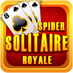 Spider Solitaire Royale
