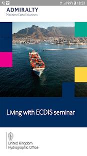 UKHO Living with ECDIS Seminars - náhled