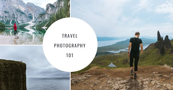 Travel Photography 101 - Facebook Event Cover Template