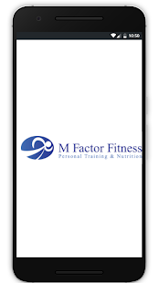 M Factor Online Training- screenshot thumbnail