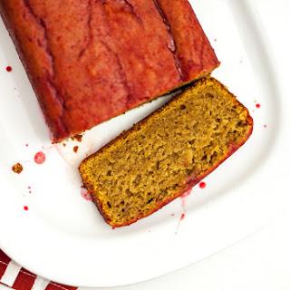 Saffron Blood Orange Pound Cake.