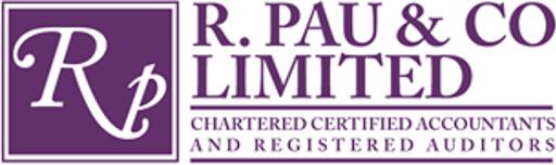 R.Pau & Co Accountants  logo