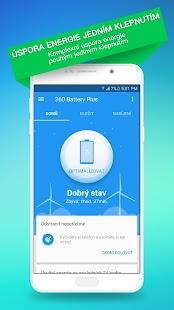 360 Battery - Battery Saver - náhled