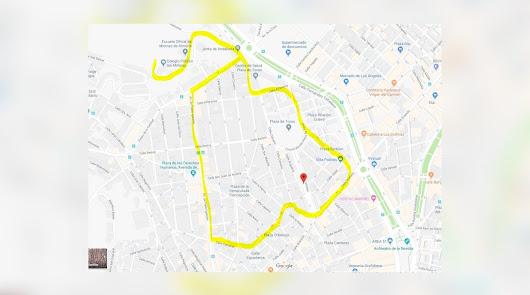 Estas calles de Almería estarán sin agua durante siete horas el jueves