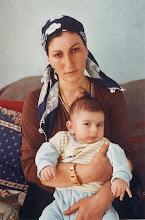Photo: Gülçin and Çayan, Bazit, 2007,