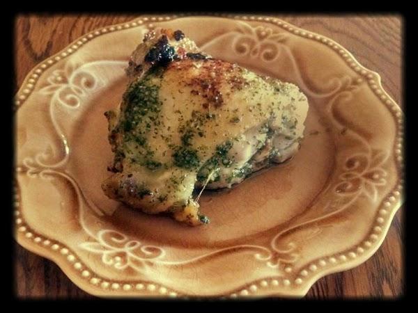 Green Chicken Recipe