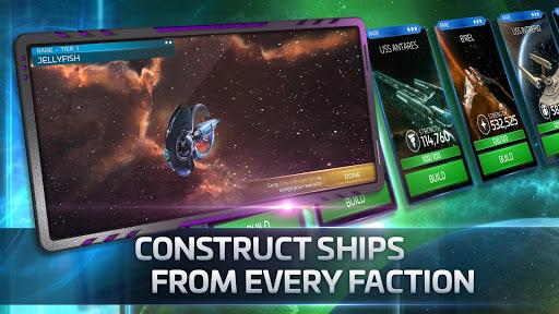 Star Treku2122 Fleet Command screenshots 6
