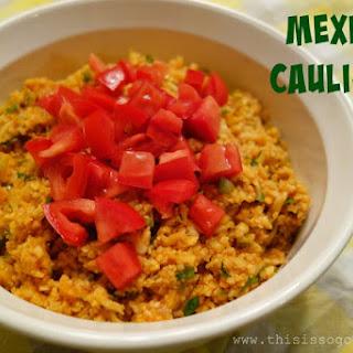 Mexican Cauli-rice