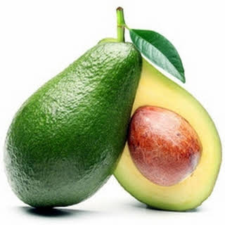 Savory Avocado Wrap.
