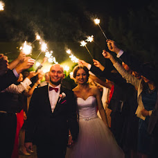 Wedding photographer Mateusz Siedlecki (msfoto). Photo of 18.10.2016
