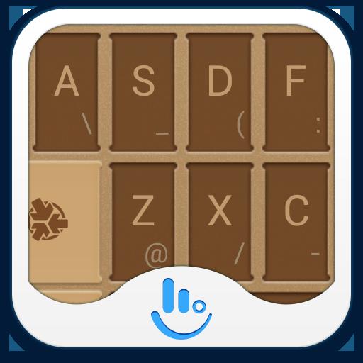 TouchPal Carton Box Theme