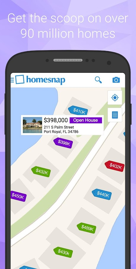 Homesnap Real Estate & Rentals- screenshot