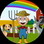 Ali Baba'nın Çiftliği Eğitici Çocuk Oyunları