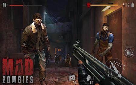 MAD ZOMBIES : Offline Zombie Games 5.9.0 screenshot 2093704