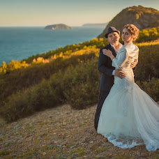 Wedding photographer Milana Brusnik (Milano4ka). Photo of 30.10.2014