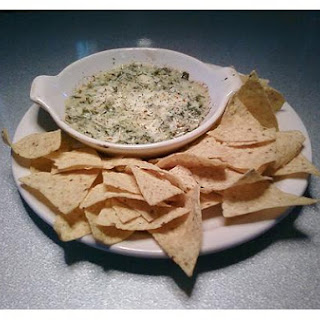 Spinach-and-Artichoke Dip.