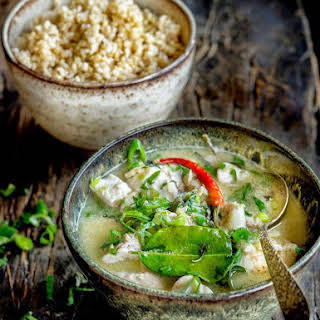 Thai Fish Curry With Coconut Milk Recipes.
