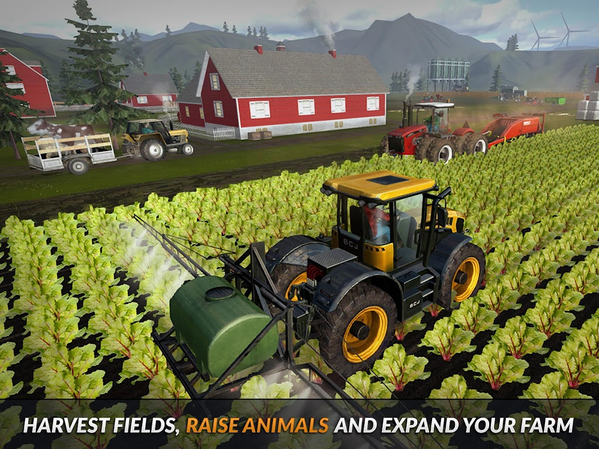Farming PRO 2016- screenshot