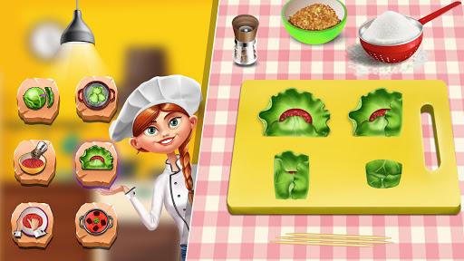 El frenesu00ed de la cocina de mamu00e1: comida callejera  trampa 7