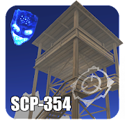 SCP-354 - Red Lake