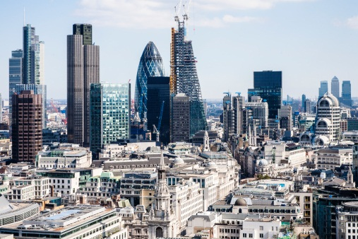The City of London.  Picture: THINKSTOCK