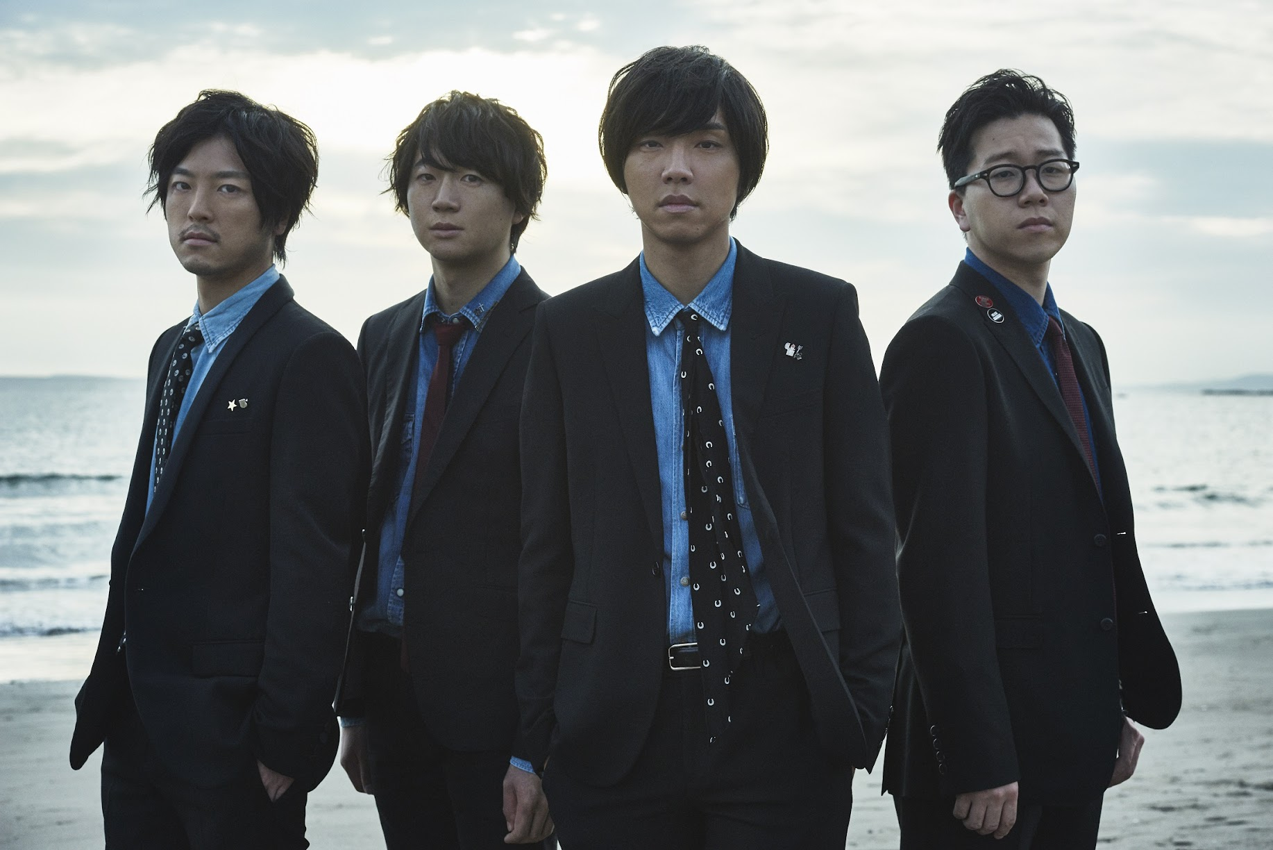 【MeMeOn インタビュー】日本人気バンド androp 「僕らの音楽で聞いてくれる人を明るい場所へ連れていきたい」