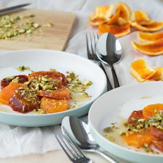 Blood Orange Pistachio Dream Recipe