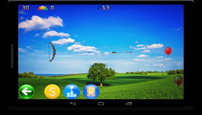 Balloon Shoot - screenshot