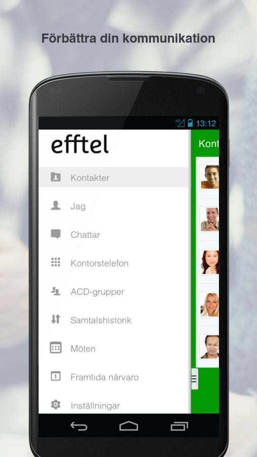 Efftel Max- screenshot