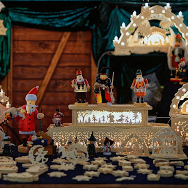 Christmas decorations by Michaela Firešová - Artistic Objects Other Objects ( market, decorations, christmas )