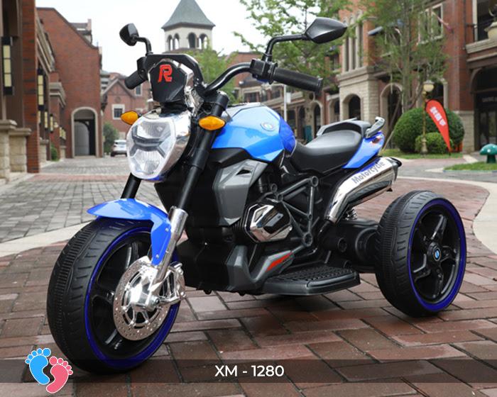 Xe moto điện cho bé XM-1280 12