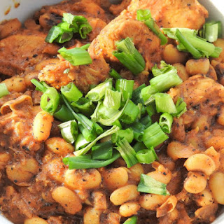 Thai Red Curry Black-eyed Peas