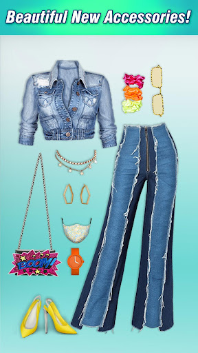 International Fashion Stylist: Model Design Studio filehippodl screenshot 3