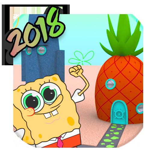 3D Bikini-Bottom 2018 (sponge bob) Free Game