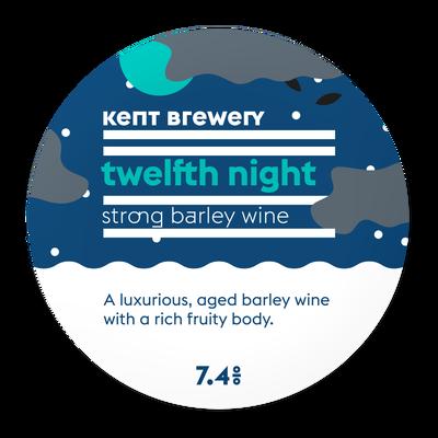 Logo of Kent Twelfth Night