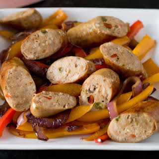 Italian Sausage and Peppers.