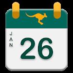 Australia Calendar 2017 - 2018 Icon